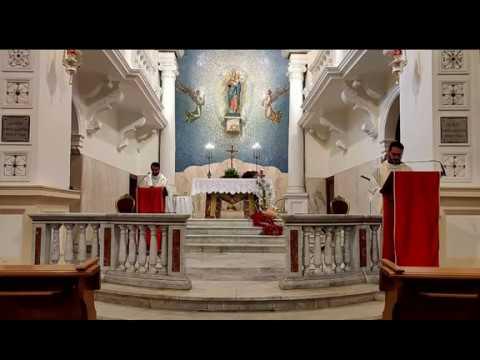 DIRETTA S.Rosario e S. Messa Domenica delle Palme 5 Aprile 2020