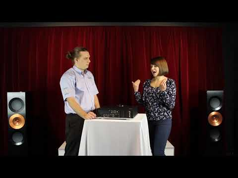 Linn Selekt DSM, Unboxing And Exploring With Katie From Linn