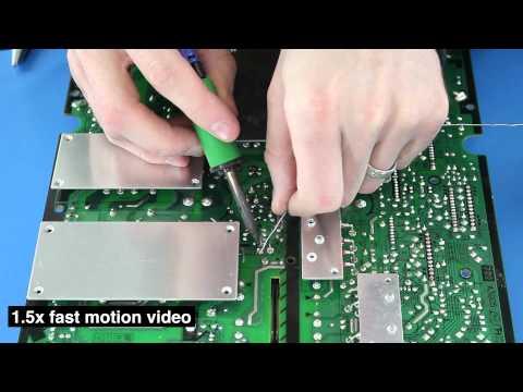 Panasonic TV Repair-Power Supply Repair Kit ETX2MM70 - No Power-2 or 10 Blinking Light