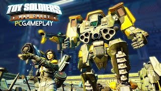 Toy Soldiers: War Chest Gameplay (PC HD)