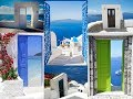 Greek Bouzouki Music - Instrumental  ( The Magical Doors of Santorini! )