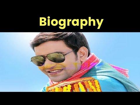 Dinesh Lal Yadav (Nirhua) - Biography
