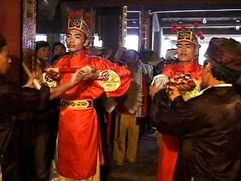 Giong Festival at Phu Dong and Soc Temples - Hanoi, Vietnam