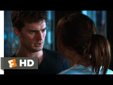 Fifty Shades of Grey (9/10) Movie CLIP - Punish Me (2015) HD