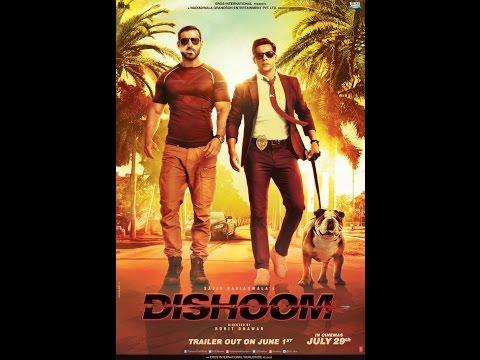 Dishoom Movie Offical Trailer | John...