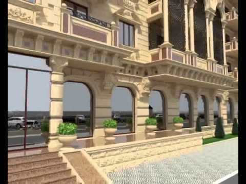 "Парк ""Авеню"" - элитное жильё в Махачкале, Дагестан"