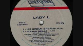 Lady L. - Ice Cream Dreams