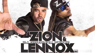 ZION Y LENOX SUPER EXITOS CLASICOS RMX   www dj Giovanny Perez com