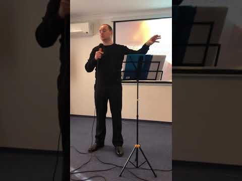 Проповедь «Дары Святого Духа» пастор Олег Акентьев Церковь «Слава Христа»