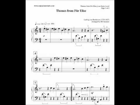 beethoven piano notes with letters download free professionally templates in ms word ms office google docs and other formats
