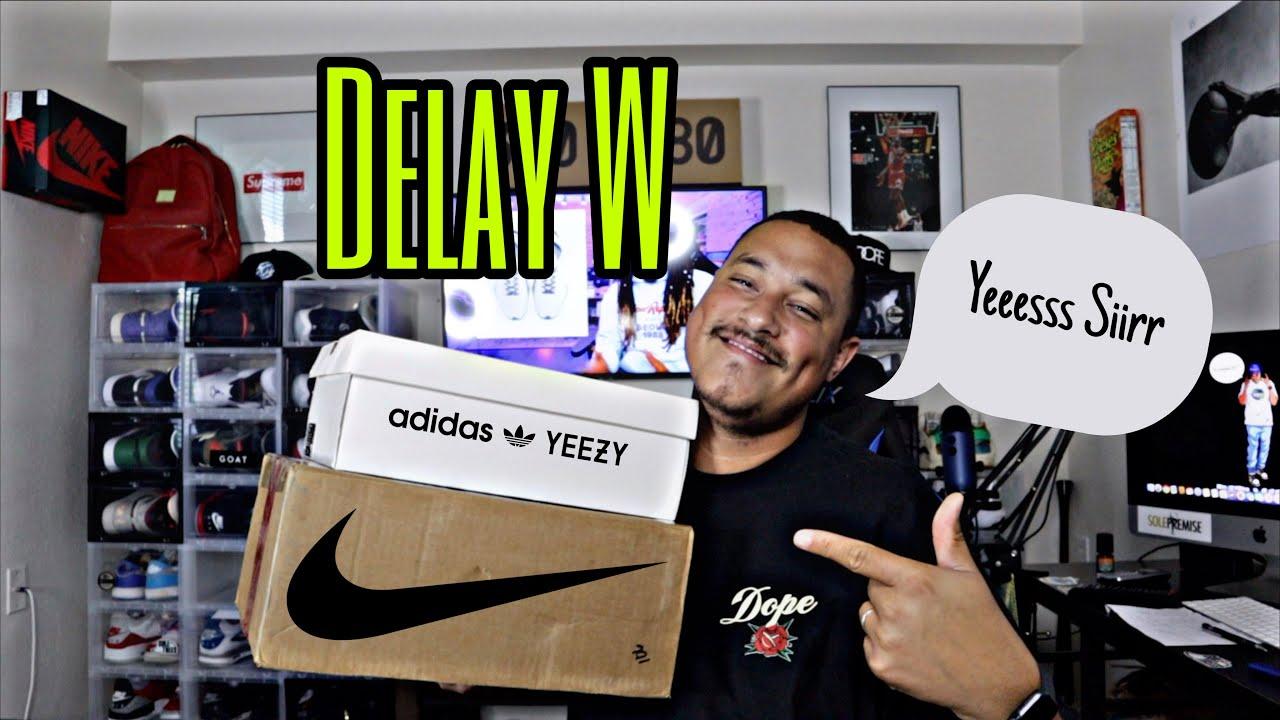 Sneaker Unboxing Delay Pickup.. Best Pickup Of 2020