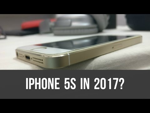 Iphone 5S in 2017? (India) || Hindi
