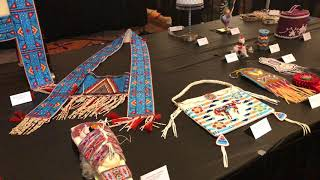 Best Of Show Preview SWAIA   Class VIII: Beadwork & Quillwork