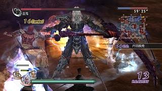Musou Orochi Z Gameplay - Orochi X,Kyomori Taira & Sun Wukong