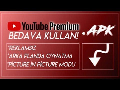Youtube Premium Apk İndirme (Bedava Kullanın!)