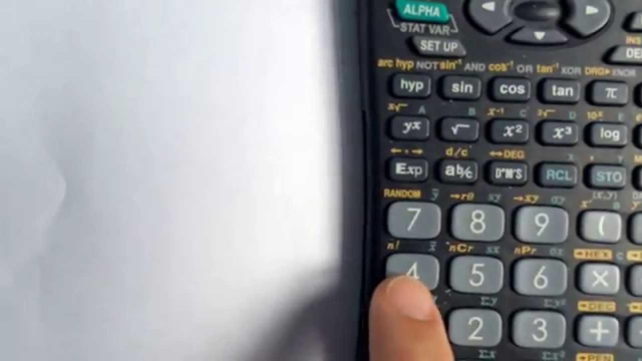 calculating factorials using the sharp el 531w calculator youtube rh youtube com Old Sharp Calculators Sharp Calculator Parts