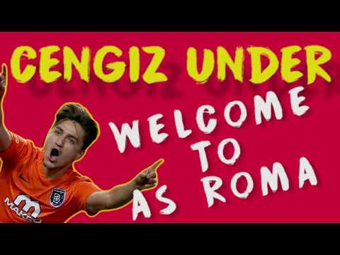 CENGIZ UNDER ★ Welcome to AS Roma ★ ►Amazing Skills, Runs, Assists & Goals ◄ || HD (2017)