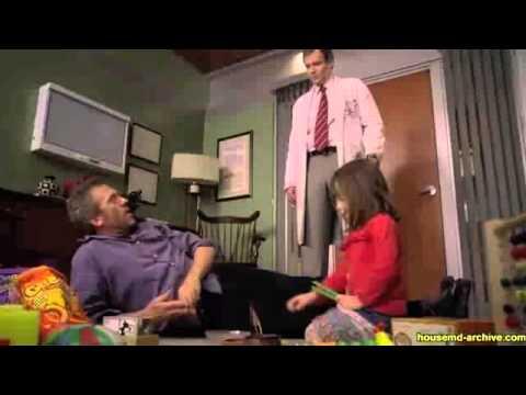Dr House and Rachel Cuddy