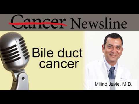 Medical Advances Improve Bile Duct Cancer Outcomes