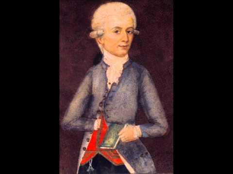 Theo Olof plays Mozart Violin Concerto No.5 part 3 of 3