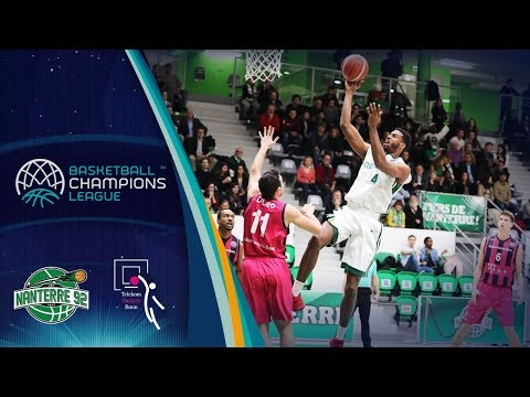 Nanterre 92 v Telekom Baskets Bonn - Highlights - Basketball Champions League