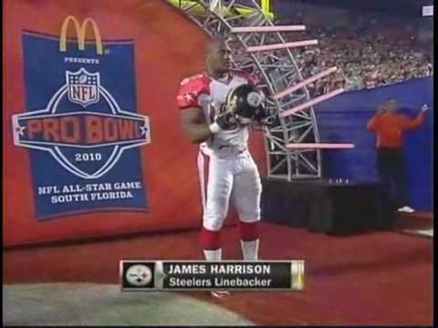 PRO BOWL 2010 - PLAYER  INTRODUCTION - HQ