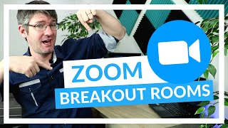 How to use Breakout rooms in Zoom for Teaching and learning