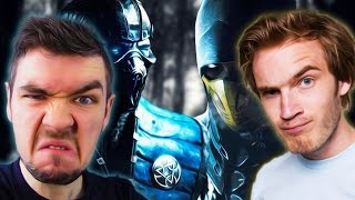 A BATTLE FOR THE AGES | Mortal Kombat X
