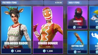 🔴*NEW* FORTNITE ITEM SHOP COUNTDOWN! DECEMBER 12th - Christmas Skins! - Fortnite Battle Royale