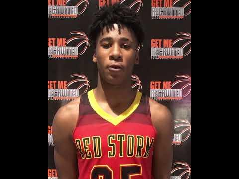 Takorrie Faison (NC Red Storm/Goldsboro HS/Goldsboro, NC) 2023 6'4 PF