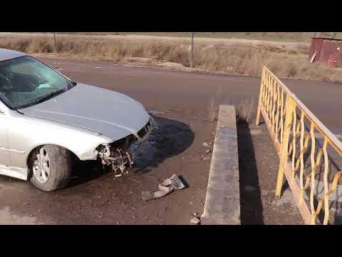 Разбитый авто под окнами в течение 5 дней