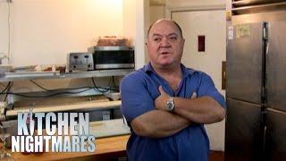 Saki Not Scared, Just Sweaty - Kitchen Nightmares