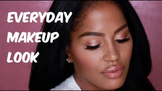 Easy Everyday Makeup Look in 10 min | MakeupShayla thumbnail