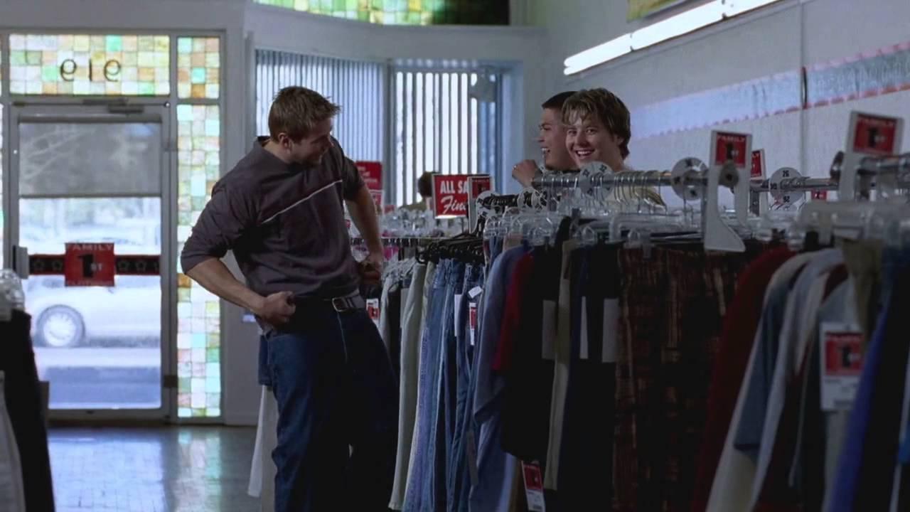 Breaking bad clothing store