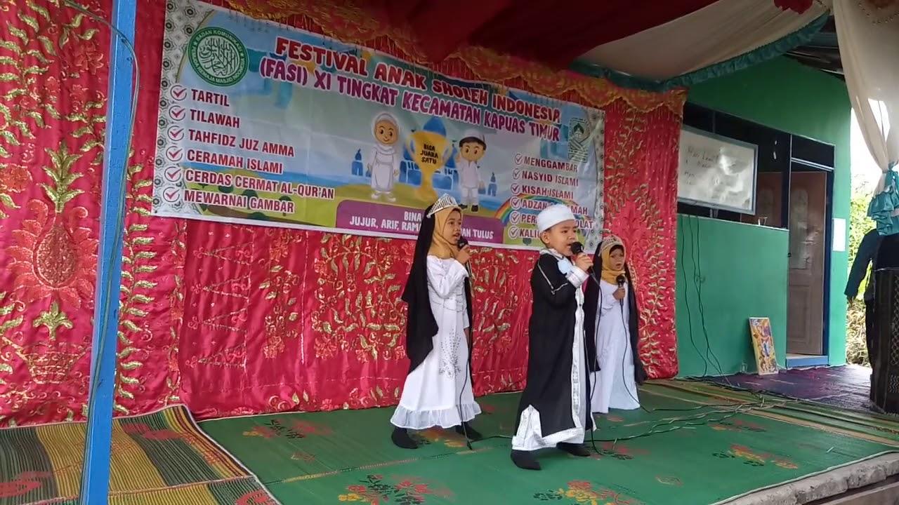 Festival Anak Sholeh Indonesia 2019