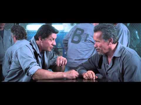 ESCAPE PLAN - FUGA DALL'INFERNO, Official Trailer ITA, Sylvester Stallone, Arnold Schwarzenegger