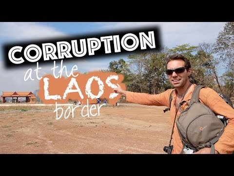 EP59 | CORRUPTION at the STUNG TRENG LAOS BORDER
