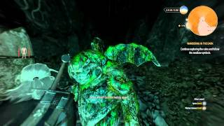 The Witcher 3: Gargoyle Battle
