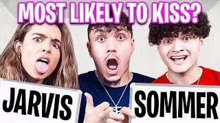 WHO'S MOST LIKELY TO w/ Sommer Ray & FaZe Jarvis