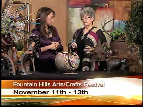 Fountain Hills Arts Festival offers weekend fun