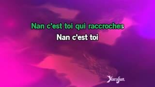 Karaoké Mon coeur, mon amour - Anaïs *