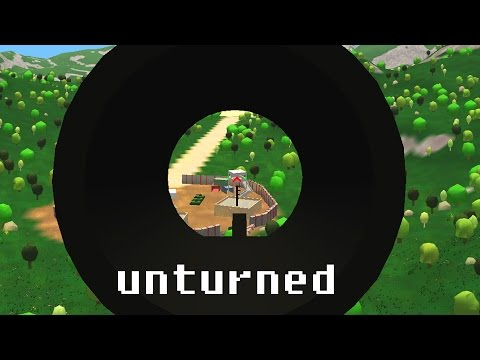 Unturned LiveStream | Exploring The Zombie World | Unturned Zombie Invasion