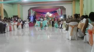 Baile arabe de la Quinceañera