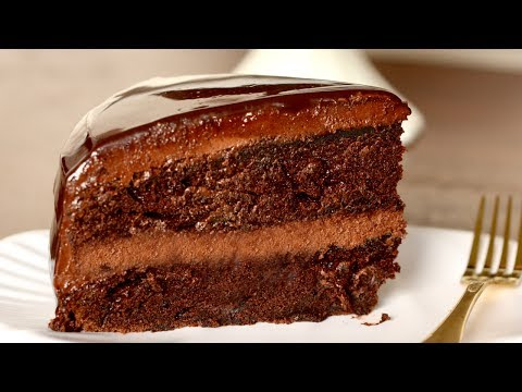 Chocolate Cake Recipe In Hindi | Easy Moist Chocolate Cake At Home