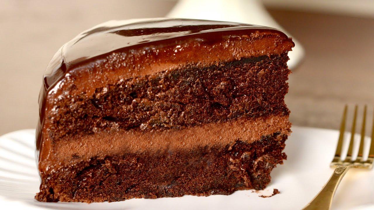 Chocolate Cake Recipe In Hindi Easy Moist Chocolate Cake