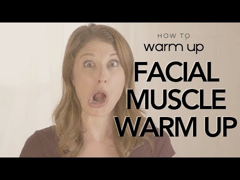 Facial muscle warm up (Impulse)