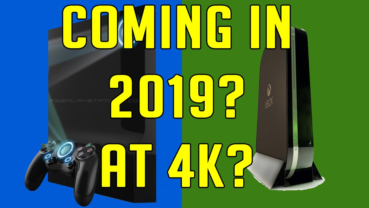 Analyst Says Ps5 Next Gen Xbox Coming In 2019 Will