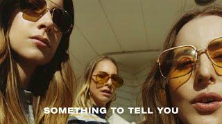 HAIM : Something to tell you Album Quick REACTION