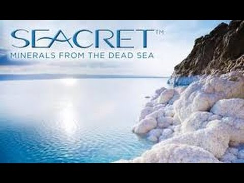 Minerals from the dead sea