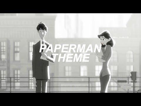 paperman theme